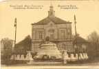 Bourg - Léopold : Maison Communale - Borgloon