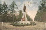 Bourg - Léopold : Monument Et Avenue Chazal - Borgloon
