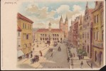 CPA - (Allemagne) Magdeburg - Der Alt Markt. (un Gros Défaut) - Magdeburg