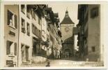 """Um 1920/1930 Ansichtskarte,  """"Laufenburg-Wasengasse""""  Ungebrauchte Karte - Freiburg I. Br."""