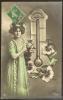 - CPA FEMMES - Thermomètre De L'amour - Women