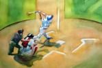 Postal Stationery Stamped C-d26-21- Baseball - Base-Ball