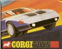 Voitures Miniatures/GORGI Toys/Catalogue/1970             VOIT5 - Andere Verzamelingen