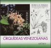Venezuela, Scott 2012  # 1535, Issued 1996, S/S Of 1, NH, $ 6.50, Orchid - Venezuela