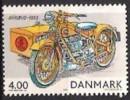 Denmark 2002. Y&T 1315. Motorcycle - Dinamarca