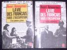 """2 Volumes""""La Vie Des Français Sous L´occupation""""/Henri Amouroux/exode/Résistance/maquis/collaboration/déportation - History"""
