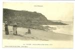22-  ST - CAST -  Anse De La Mare Et Fort LALATTE  - Animée - Saint-Cast-le-Guildo