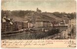 SALZBURG Mit Elektrischem Aufzug ++ Vers Vienne, Autriche, 1904 ++ G. Baldi, Salzburg, #103 +++ - Unclassified