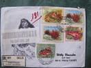 Lettrerecommandee Rarotonga Cook Islands 28/4/97 - Cookinseln