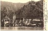 DÜRNSTEIN A. D. Donau ( Durrenstein ) +++ Vers Vienne, Autriche, 1903 ++ J. Rauscher, Wien +++ - Unclassified