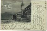 GRUSS Aus DÜRNSTEIN A. D. Donau +++ Vers Vienne, Autriche, 1903 ++ F. Pölzl, Krems +++ - Unclassified