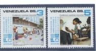 Venezuela  -  1986  -  Michel - 2342 - 43 ( ** ) MNH - Venezuela