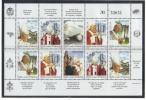 Venezuela  -  1986  -  Michel - 2375 - 80 Minipliego  ( ** ) MNH - Venezuela