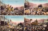NICE-4 CPA-marchand De Ballons-retour Des Vendanges-les Matelotes - SM Carnaval LII (36882) - Carnaval