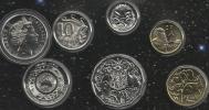 AUSTRALIA YEAR OF PLANET EARTH 1 YEAR 20 CENTS SET OF 6 COINS 2008 MINT SET CV$40A  READ DESCRIPTION CAREFULLY !!! - Australia
