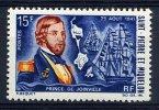 SAINT PIERRE ET MIQUELON  1968  **  Y&T 382 Personnage - Celebrity / Joinville / Carte De L'ile / Voilier - St.Pierre & Miquelon