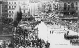 BELGIQUE - BRUXELLES - 75e Anniversaire De L´Indépendance - Défilé Des Ecoles - 2 Juillet 1905 - Fêtes, événements