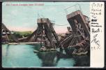 Old French Dredges Near Cristobal - Panama Canal - Panama