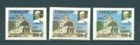 Paraguay: PA  1080/ 1082 **  Jean Paul II - Papi