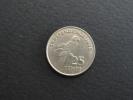 1976 - 25 Cents - Seychelles - Seychelles