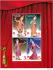 THAILAND - 2011 - Mi BL. 266 - NATIONAL TRADITIONAL DANCERS S/S - MNH ** - Thailand