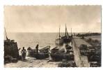 CPSM 50 Manche Carteret Le Port Animée - Carteret