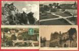 CPA N°8064 / LOT DE 8 CARTES DE CAEN - LE CHATEAU - Caen