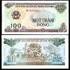 VIETNAM 100 DONG 1991 P 105 UNC - Vietnam