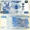 Congo Dem.Rep. 500 Francs 2002 P-96 UNC - Congo