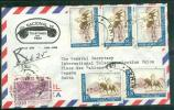 Letre Du Pérou  Recommandée Pour La Suisse En 1962  Lh1607 - Pérou