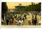 51 REIMS Le Kiosque De Musiqie Belle Anim Alléee Des Marronniers   1910   /D3-2012 - Reims