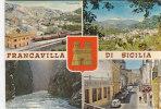 $3-2032 - Francavilla Di Sicilia - Messina - F.g.  Viaggiata - Messina