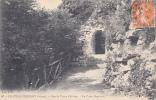 D�p. 02 - CHATEAU-THIERRY. - Sur le Vieux Ch�teau. Edit. J. B. n� 47. Voyag�e 1916
