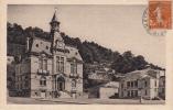 D�p. 02 - CHATEAU-THIERRY. - L�H�tel de Ville et le Th�atre. Ed. Perrier, libraire, Ch�teau-Thierry. n� 64