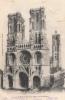 D�p. 02 - LAON. - Cath�drale. E. Chaseray, Val-St-Pierre, Vervins. Voyag�e 1902