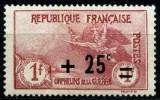 Mi.N° 150 * Mit Falzrest  Yvert N°168 * 2.avec Rest De Charnier   1922, Orphelins/ Kriegswaisen In Guter Erhaltung- Bon - France
