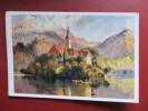 AK BLED VELDES 1924 //  Q5802 - Slovénie