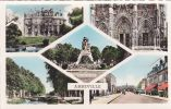 Cp , 80 , ABBEVILLE , Multi-Vues - Abbeville