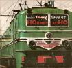 Trains électriques/Catalogue/HOR NBY/1966-1967.                        VOIT14 - Altre Collezioni