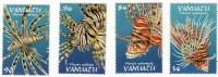 Vanuatu / Animals / Fish - Vanuatu (1980-...)