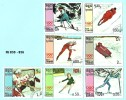 Kampuchea 1987 Olympic Games- Calgary 7v- Used (O) Mi 830-36 Yv 705-11 - Kampuchea