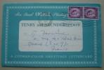 Carte Lettre Dépliant De 6 Vues De TENBY And SAUNDERSFOOT - Pays De Galles