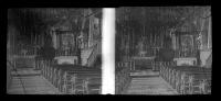Belle Plaque Stereo Début De Siècle église De Rochehaut Semois - Glasplaten