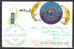 "VER1370 - TONGA , Lettera Del 19/3/1979 "" Tin Can Island Canoe Mail "" - Tonga (1970-...)"