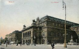 Autriche - Austria - Vienne - Wien - K.K. Hofober - état - Vienna Center