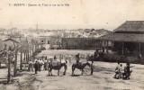 TUNISIE - BIZERTE - Quartier Du Train Et Vue Sur La Ville - Tunisie