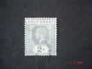 Gold Coast 1921  K.George V     2d    SG89   Used - Gold Coast (...-1957)