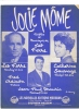 Partition Léo Ferré Joli Mome - Song Books