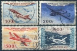 Y&T  N° 30-33 - 1927-1959 Used