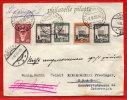 VATICAN LETTRE DU 02/08/1938 DU VATICAN POUR GRAZ AUTRICHE COVER - Lettres & Documents